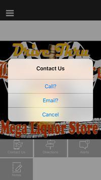 Drive Thru Bottle Store apk screenshot