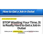 Dubai Jobs Guide icon
