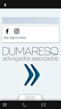 Dumaresq Advogados apk screenshot