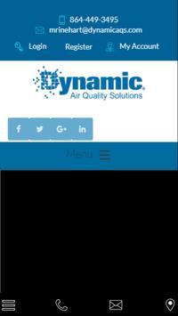 Dynamic AQS Training poster