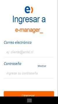 eManager mymobile poster