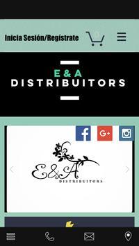 EA DISTRIBUITORS poster