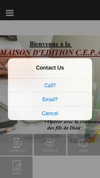 Edition CEPA apk screenshot