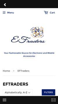 EFTraders screenshot 1