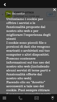 EFFETTO OTTICO poster