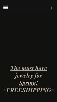 Elite Crystal Jewelry poster