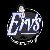 Erv's Hair Studio icon