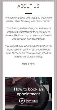 Erv's Hair Studio screenshot 2