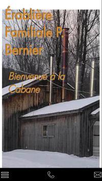 Erabliere Familiale P Bernier poster