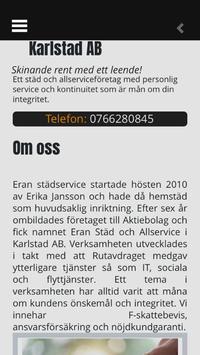 Eran Servicepp apk screenshot