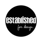 Established for Design icon