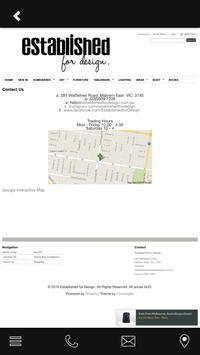 Established for Design apk screenshot