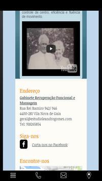 Estudio Leandro Gomes screenshot 1
