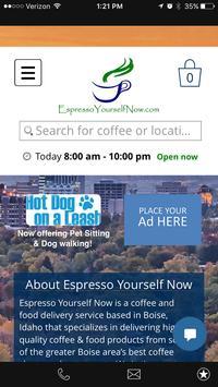 Espresso Yourself Now apk screenshot