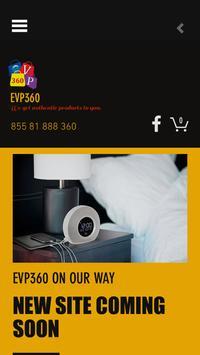 EVP360 poster