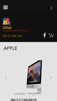 EVP360 screenshot 1