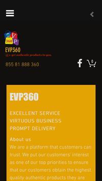 EVP360 screenshot 2