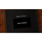 Expli Videos App icon