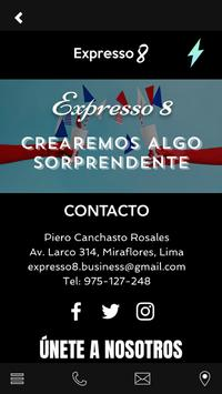 Expresso 8 screenshot 3