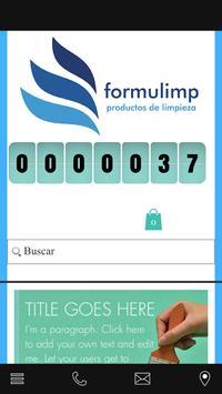 Formulimp poster