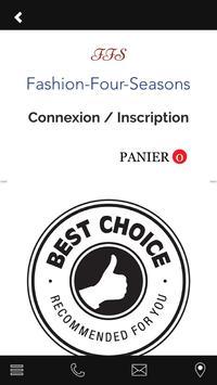 fashionfourseasons apk screenshot