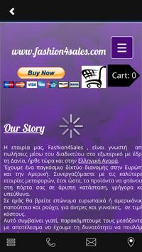 Fashion4Sales apk screenshot