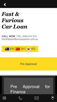 FAST CAR LOAN apk screenshot