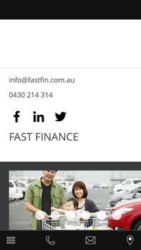 FASTFIN poster