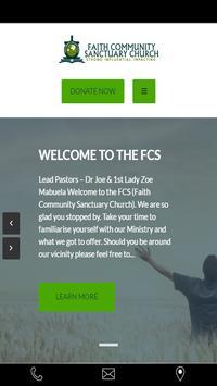 FCS CHURCH poster