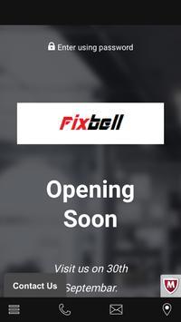 Fixbell poster