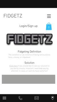 Fidgetz poster