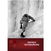Fintech outsourcing icon