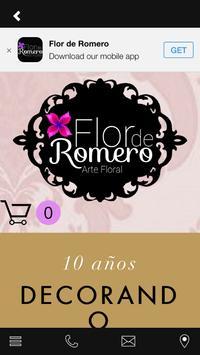 Flor de Romero screenshot 4
