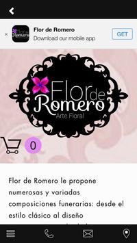 Flor de Romero screenshot 5