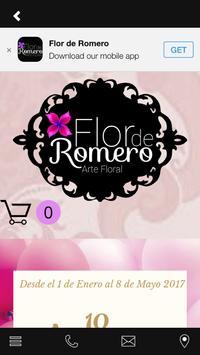 Flor de Romero screenshot 1