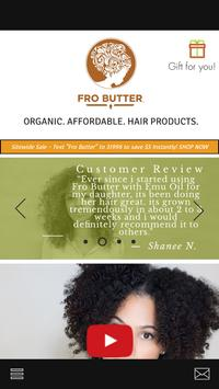 Fro Butter Mobile poster