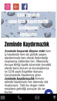 Kaygan Zemin Tespit poster
