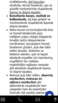 Kaygan Zemin Tespit apk screenshot