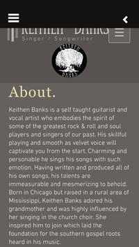 Keithe Banks apk screenshot