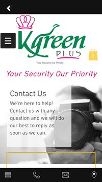 KGreeN apk screenshot