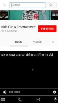 Kids Fun Entertainment poster