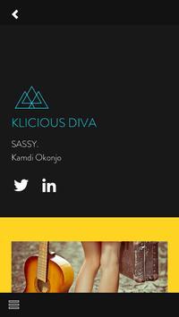 Klicious Diva apk screenshot