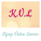 KPOP VIDEO LOVERS KVL icon