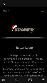 Kramer Design apk screenshot