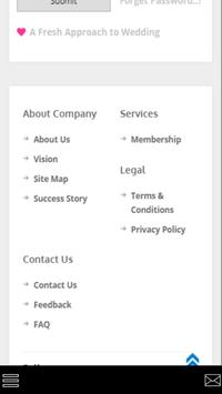 Kutchi Matrimony apk screenshot