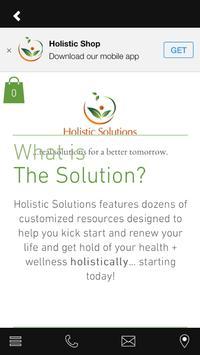 Holistic Shop screenshot 1