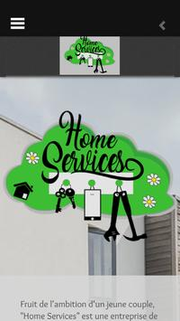 HomeServices poster