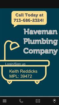 Haveman Plumbing poster