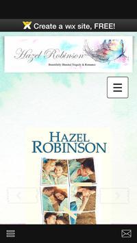 Hazel Robinson Author poster