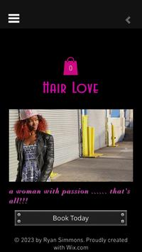 Hair Love Ladies poster
